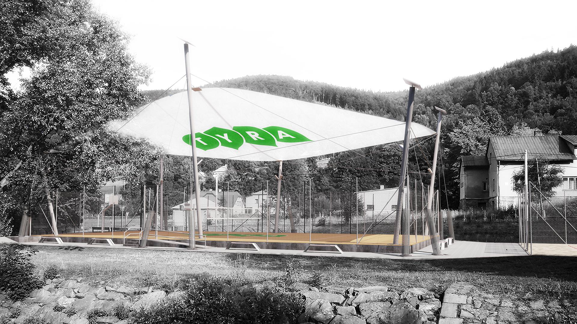 Sportovní areál Tyra